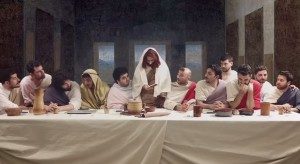 """VIDEO YouTube: """"Ultima cena 2.0"""", Gesù e gli apostoli nell'era digitale"""