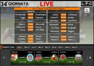 Grosseto-Ascoli: diretta streaming Sportube su Blitz. Info e formazioni