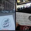 """Isis: """"Siamo a Roma e Milano"""". Selfie all'Expo su account Twitter jihadista 3"""