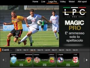 L'Aquila-Forlì: diretta streaming Sportube. Info, link e formazioni