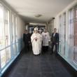 Sylvie Lubamba: papa Francesco le lava i piedi in carcere