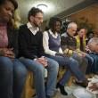 Sylvie Lubamba: papa Francesco le lava i piedi in carcere12