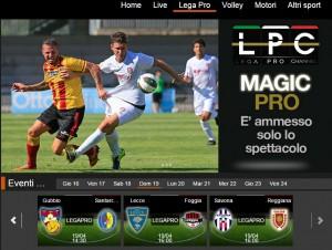 Lecce-Foggia: diretta streaming Sportube su Blitz. Info e link