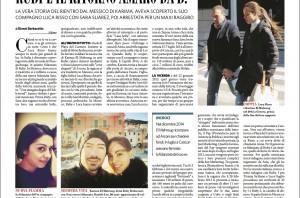 Luca Risso lascia Ruby (che torna da Berlusconi) per Sara Suarez, truffatrice più famosa del Messico