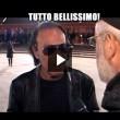 Le Iene, Enrico Lucci e il nuovo film di Walter Veltroni