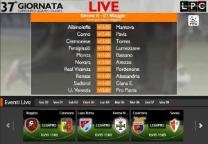 Lupa Roma-Aversa Normanna: diretta streaming Sportube su Blitz. Formazioni e info