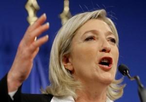 Marine Le Pen (Front National): procedura disciplinare contro papà Jean-Marie