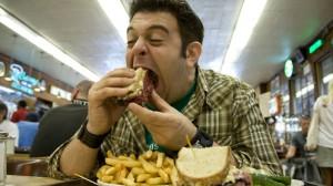 """Adam Richman (Man vs. Food ): """"Sono diventato vegano..."""""""
