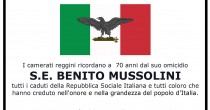 """Calabria, messa per """"l'omicidio di Mussolini"""" La Curia lo sa?"""