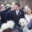 Andy Murray sposa la sua Kim Sears. Nozze scozzesi a Dunblane FOTO