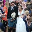 Andy Murray sposa la sua Kim Sears. Nozze scozzesi a Dunblane FOTO 6