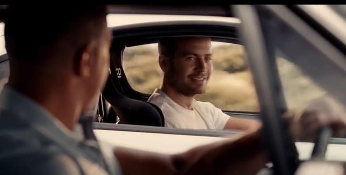 Fast And Furious 7 Paul Walker Quotes Quotesgram: Fast & Furious 7: La Scena Finale Con Paul