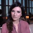 """Spagna, Laura Pausini al concorrente: """"Sei un fico"""". E lui: """"Tu una gnocca"""""""