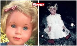 """VIDEO YouTube, Peggy bambola posseduta? """"Basta guardarla per avere un infarto"""""""