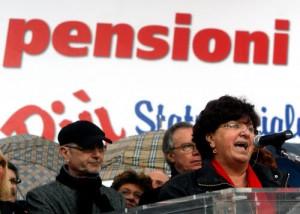 Solidarietà e pensioni. Pensioni maturate non si toccano, Cassazione è chiara