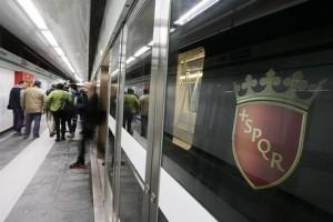 Primo Maggio Roma: orari Atac, bus, metro, tram (foto Ansa)