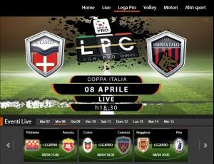 Reggiana-Pisa: diretta streaming Sportube. Info, link e formazioni