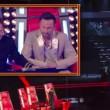 VIDEO YouTube The Voice: Roby Facchinetti ricorda Red Canzian, operato al cuore