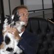 """Rocco Siffredi testimonial Animalisti Italiani: """"Pene più dure a chi li maltratta04"""