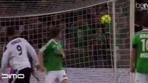 Il bellissimo gol di Ronaldo