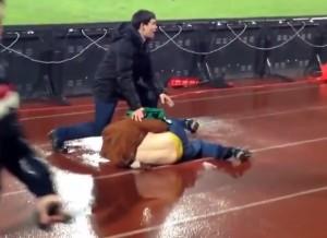 Russia, scontri allo stadio durante Arsenal Tula-Torpedo Mosca