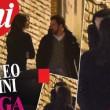 Matteo Salvini bacia Elisa Isoardi: la foto
