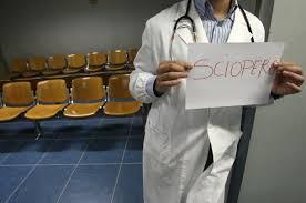 """Sciopero medici di famiglia: """"vietato"""" ammalarsi il 19 maggio"""