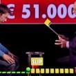 Gerry Scotti sbaglia domanda, concorrente Avanti un altro perde 30mila euro
