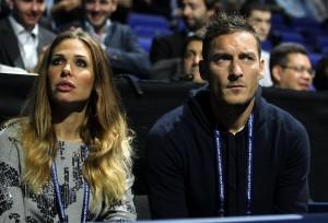 Francesco Totti risposa Ilary Blasi, 10 anni dopo il loro matrimonio