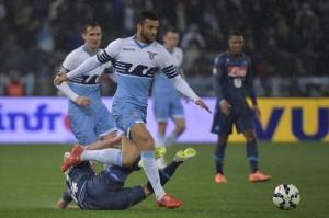 Napoli-Lazio, dove vederla: diretta tv - streaming