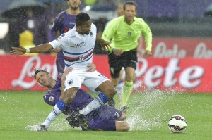 Fiorentina-Sampdoria 2-0, pagelle-VIDEO gol: Diamanti-Salah top