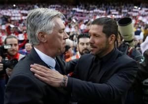 Champions League, derby Madrid da 0-0: al Bernabeu sarà 'finale'