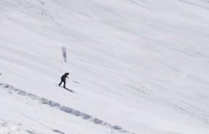 Bill Morgan, quadruplo salto all'indietro con lo snowboard