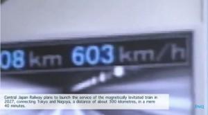 VIDEO YouTube. Treno Maglev sfreccia a 603 km/h, batte suo stesso record