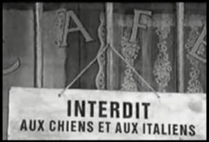 """""""Vietato ai cani e agli italiani"""" (quando fui migrante anche io), Mimmo Candito"""
