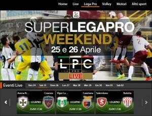 Lamezia-Casertana: diretta streaming Sportube su Blitz. Formazioni e info