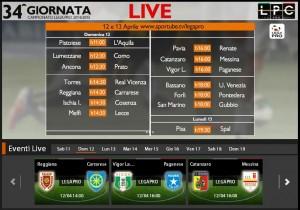 Lamezia-Paganese: diretta streaming Sportube. Info, link e formazioni