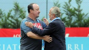 "Rafa Benitez: ""Lascio il Napoli"""