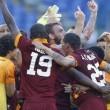 Lazio-Roma, Daniele De Rossi fa dito medio e indica parti intime a Curva Nord 01