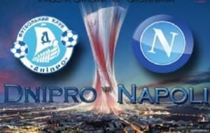 Dnipro-Napoli, diretta tv - streaming gratis: dove vedere Europa League