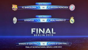 Real Madrid-Juventus, ritorno in esclusiva su Canale 5