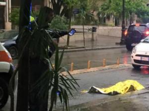 Tania Valguarnera morta, investita a Palermo. Pirata bloccato dalla polizia