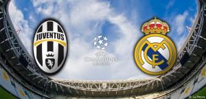 Juventus-Real Madrid, diretta tv su Canale 5