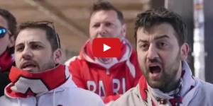 """VIDEO YouTube, """"Bari per bene"""": coro tifosi contro incivili"""