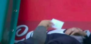 Video YouTube - Mancini sviene in Inter-Juventus dopo errore D'Ambrosio