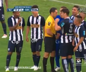 VIDEO YouTube - arbitro record in Perù: 5 espulsi in 5 minuti