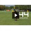 VIDEO YouTube, Ronaldinho: 44 palleggi da bendato