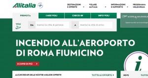 Fiumicino, incendio aeroporto, voli cancellati: come ottenere rimborso