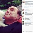 Silvio Berlusconi sbarca su Instagram con Dudù e Francesca Pascale FOTO02