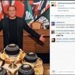 Silvio Berlusconi sbarca su Instagram con Dudù e Francesca Pascale FOTO3